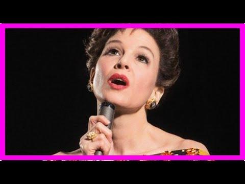 L'incredibile trasformazione di Renée Zellweger in Judy Garland
