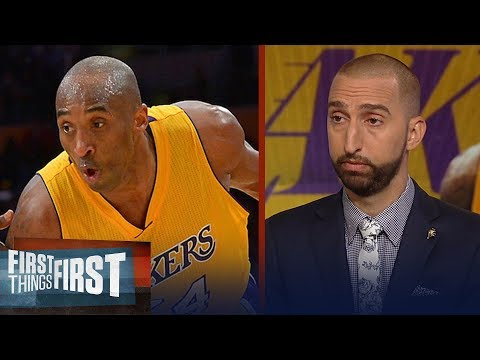 Nick Wright reacts to the comments Jeanie Buss made about Kobe fans | NBA | FIRST THINGS FIRST