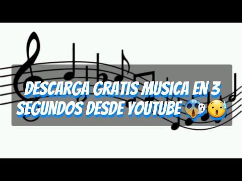 COMO DESCARGAR MUSICA GRATIS sin programas 2019