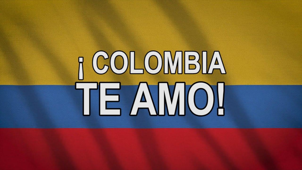 Bandera de Colombia la más hermosa, ízala cuando quieras y siente orgullo de ser un buen Colombiano