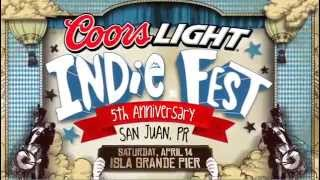 Coors Light Indie Fest (2012) - TV Commercial