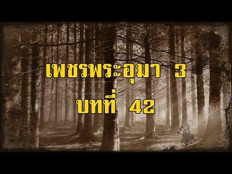 เพชรพระอุมา ภาคที่ 3 มงกุฎไพร บทที่ 42 | สองยาม