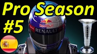 F1 2015 Pro Season Mode Part 5: Spanish Grand Prix