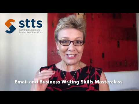 Email and Business Writing Masterclass