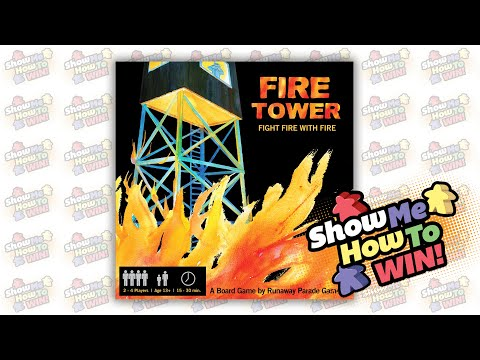 Fire Tower Strategy Tips with Gwen Ruelle