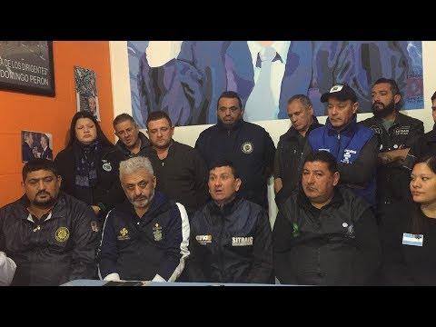 Florencio Varela: nuevo Frente Sindical anunció apoyo a la fórmula presidencial Fernández - Fernández