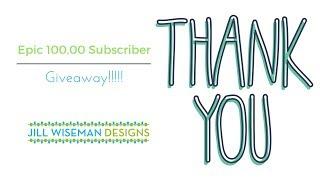 Winner Announcement: 100K Subscriber Winners!!