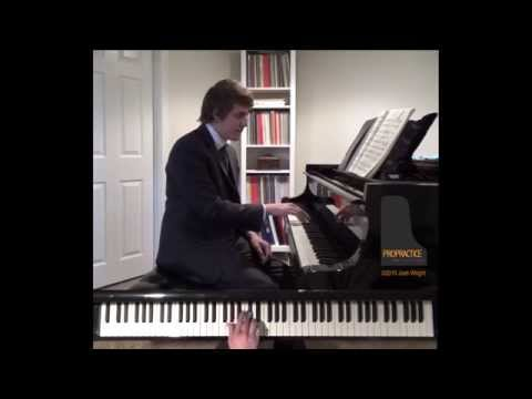 "Chopin ""Heroic"" Polonaise in A-flat Major, Op.53 Tutorial - ProPractice by Josh Wright"