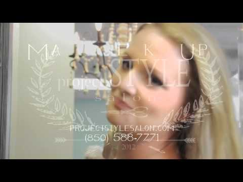 Our Ad for TV at Project Style Salon