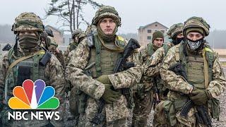 Postcard From Kyiv: Trump Ukraine Controversy Raises New Fear Over Russia's Aggression | NBC News