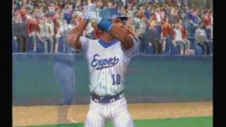 MVP BASEBALL 2004 Full Game Red Sox @ Expos