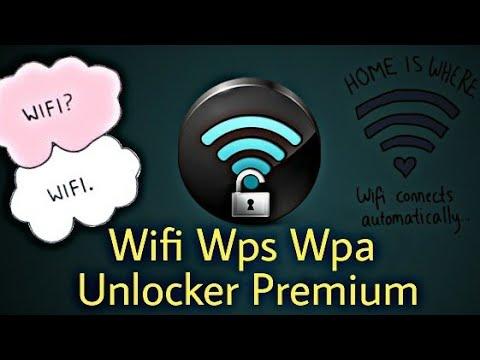 Wifi WPS Unlocker V2.2 [Unlocked] For Android (No Root) 【Latest】