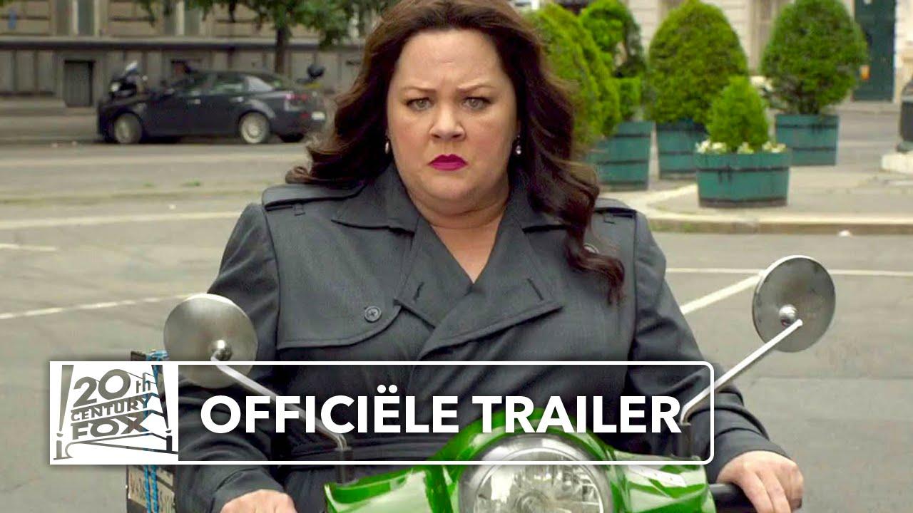 SPY   Officiële trailer 2   Ondertiteld   4 juni 2015 in de bioscoop