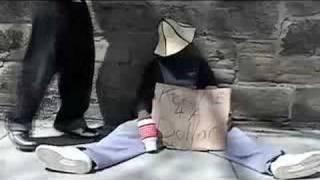 Homeless Back- Parody of Justin Timberlake's Sexy Back