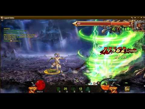 Legend Online - Combo No CG - Mago Critico + Pet