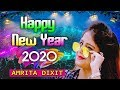 Party Day Night Karege || Amrita Dixit || Latest Happy New Year Song 2020