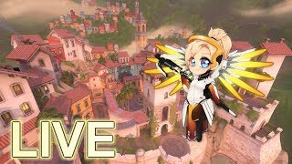 Overwatch Competitive Grind LIVE