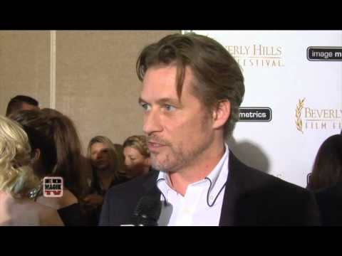 James Tupper  at Beverly Hills Film Festival 2012