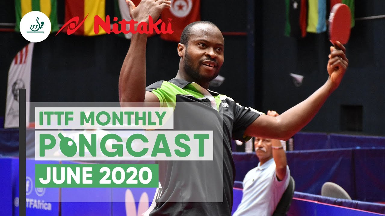 Download June 2020 | Table Tennis Pongcast by Nittaku