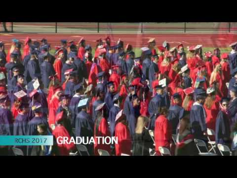 RCHS 2017  Graduation