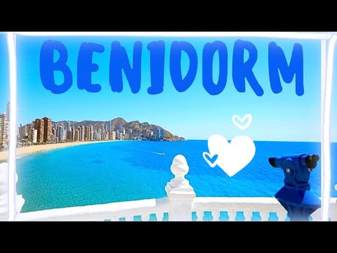 Cheap holiday | Benidorm, Spain 2019