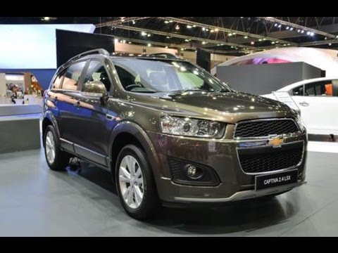 2016 Chevrolet Captiva Review Official !! - YouTube
