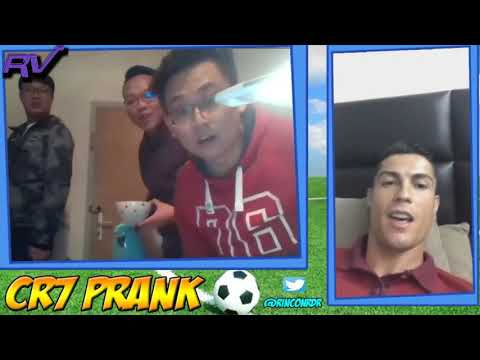 Prank..!!!:Cristiano Ronaldo...Funny Video
