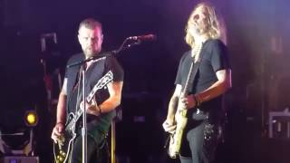 """Rooster"" Alice in Chains w/Billy Duffy Cult Guitarist@Chester, PA Rock Allegiance 9/17/16"