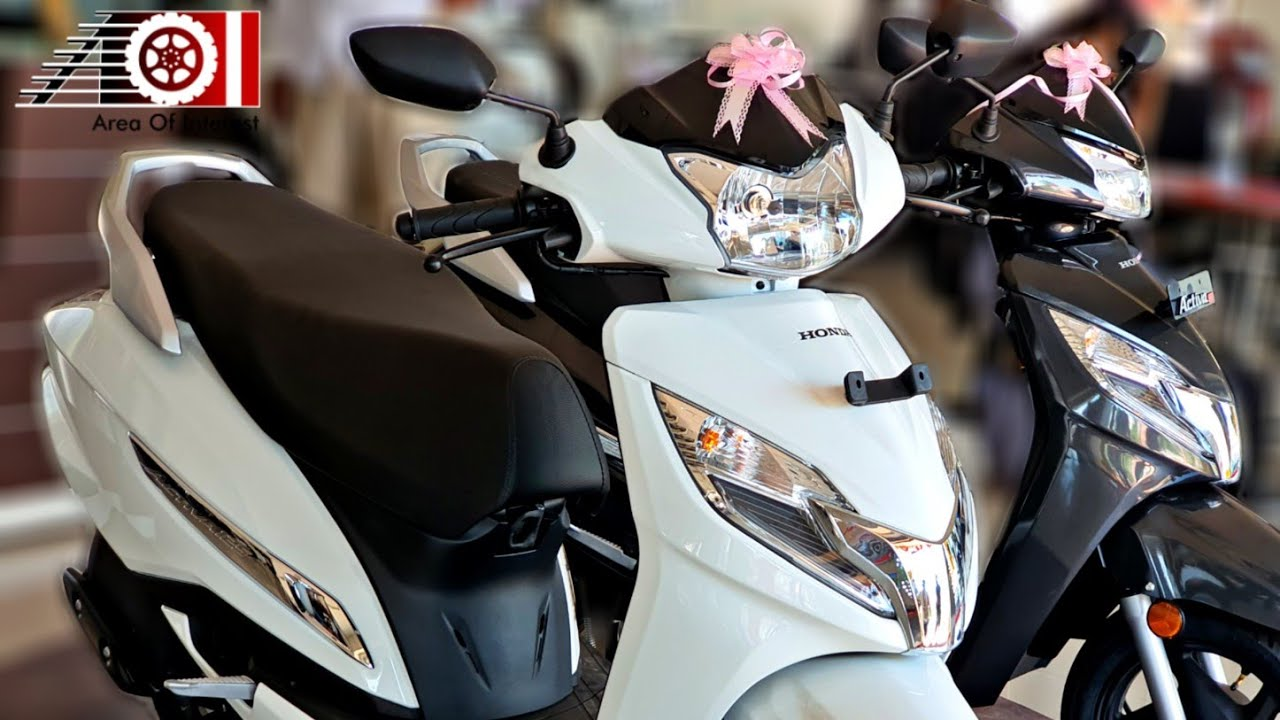 2019 Honda Activa 125 Bs6 Fi Base Model Std All Colours Price Mileage Features Specs Youtube