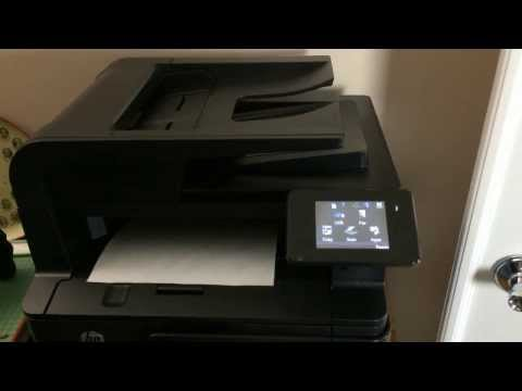 HP Laserjet 400 MFP M425dn All In One Monochrome Laser Multifuction Printer Overview