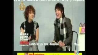 [ENG SUB] 2011.05.15 JKS in Asian Countdown Hello Korean Star Part 5/5