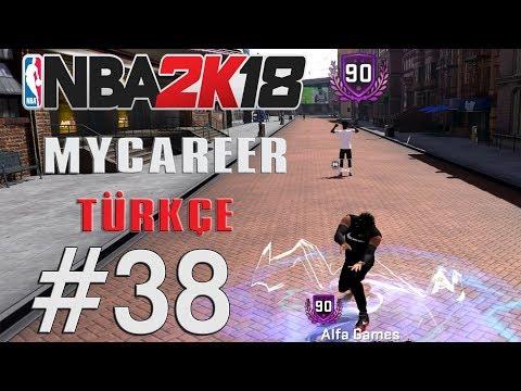 VE SONUNDA 90 OVR !!! - NBA 2K18 MyCareer Türkçe #38