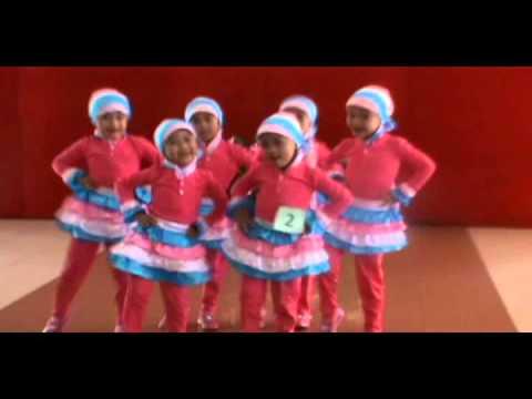 Lomba Gerak dan Lagu untuk Pembelajaran PAUD tahun 2012