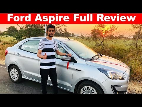 Ford Aspire Trend Plus Full Review 🔥Aayush ssm