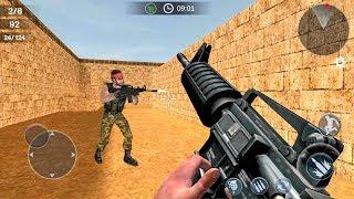 Counter Terrorist Attack Gun Strike: Shooting Games - Android Gameplay screenshot 1