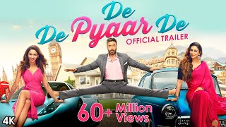 Download De De Pyaar De - Official Trailer | Ajay Devgn, Tabu, Rakul Preet Singh | Akiv Ali | 17 May Mp3 and Videos