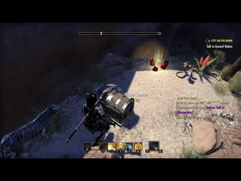 ESO Hew's Bane Treasure Map II