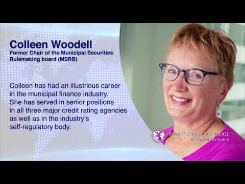 Smart Talk With Colleen Woodell
