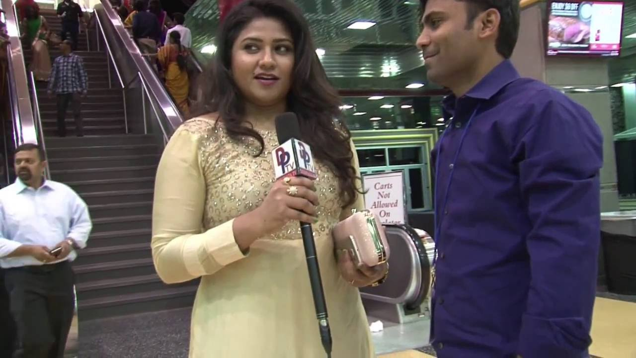 Actress Jyothi Speaks to Desiplaza TV at ATA convention