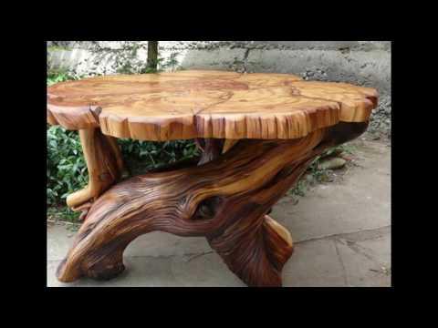 фото мебели из дерева