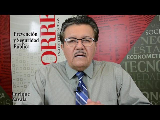 Enrique Zavala (Decálogos para dignificar las cárceles)