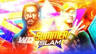 """WWE Summerslam 2021 Official Theme Song """"Up"""""""