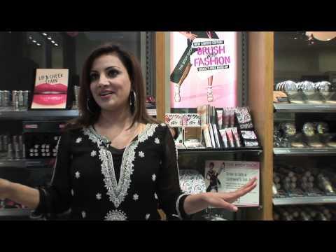 Shalini Vadhera - Brush with Fashion - YouTube