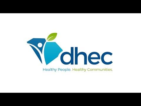 DHEC: Healthy People. Healthy Communities.