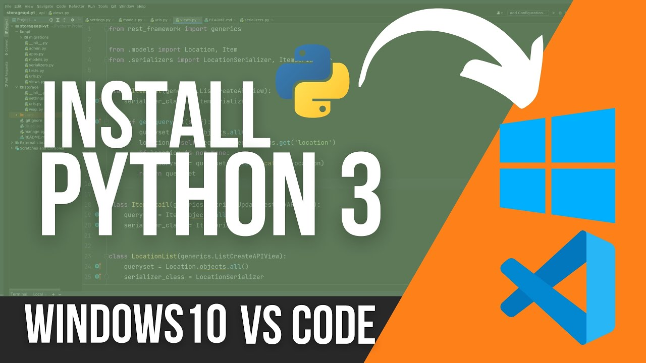 How to install Python on Windows for Beginners