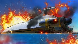 HUGE SHIP EXPLOSION | Subnautica #7