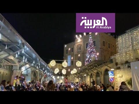 إضاءة شجرة الميلاد في القدس رغم التعقيدات الأمنية  - نشر قبل 6 ساعة