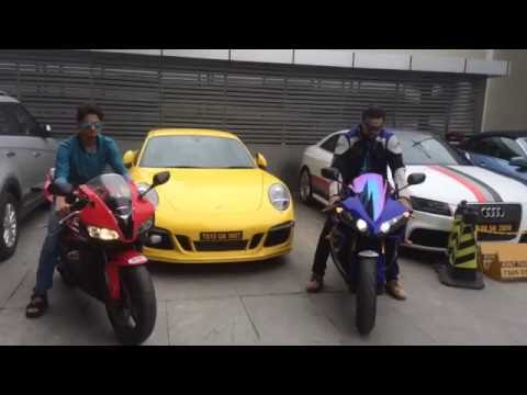 super car and bike in india