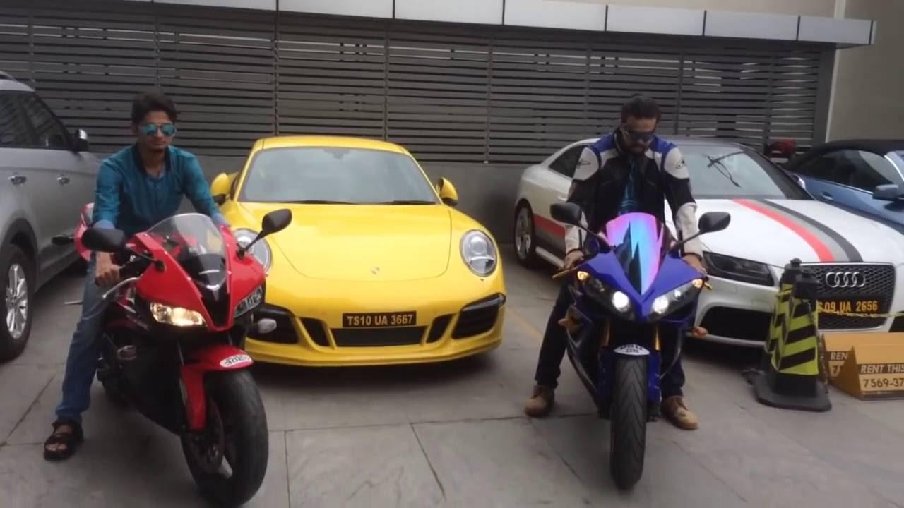 Super Car And Bike In India Youtube