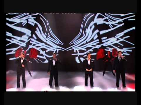 Il divo perform wicked game on red or black hq youtube for Il divo wicked game